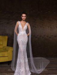 Zéér exclusieve jurk van WONÁ Concept (bij één boutique in Nederland te verkrijgen) – maat 40 – nog nooit gedragen