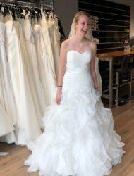 Trouwjurk Bridalstar Chloe – A-lijn – Gloednieuw