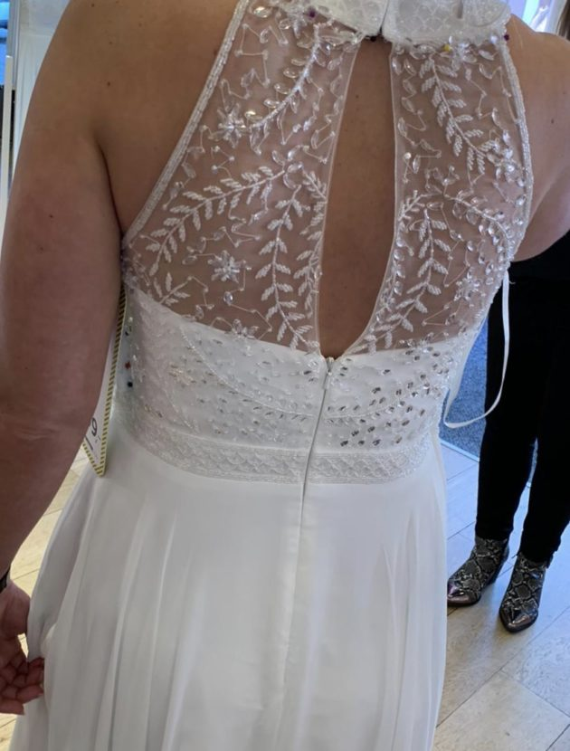 Preview: Lilly Bridal Gown (08-3952-CR)