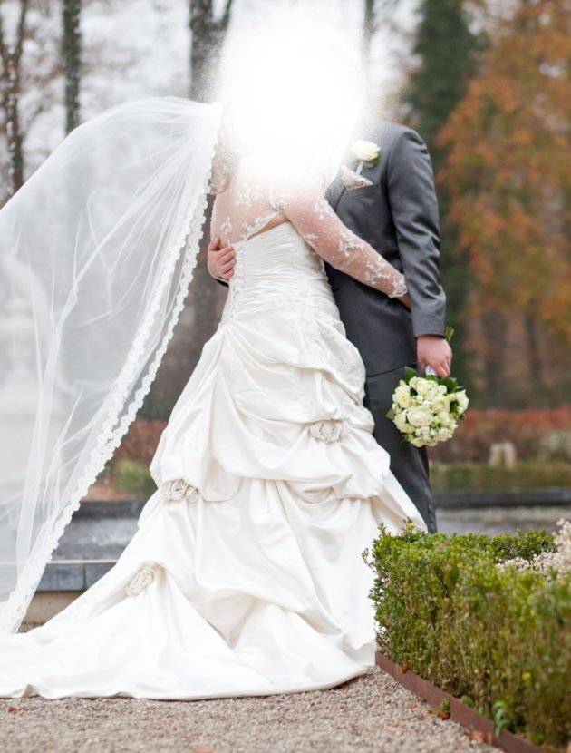 Demetrios trouwjurk
