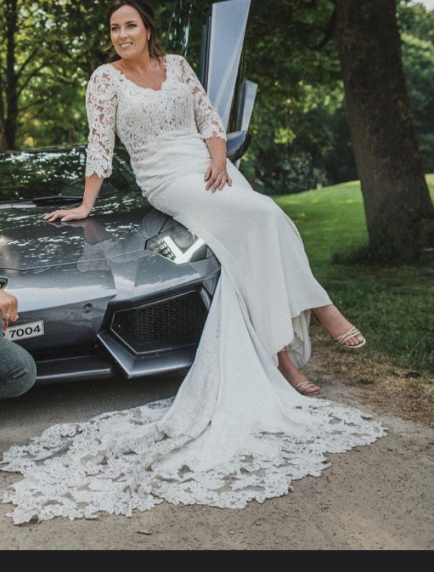Zeer mooie Modeca Karine trouwjurk 2021