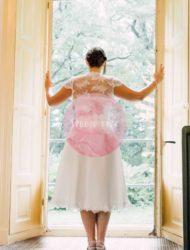 Een prachtige trouwjurk