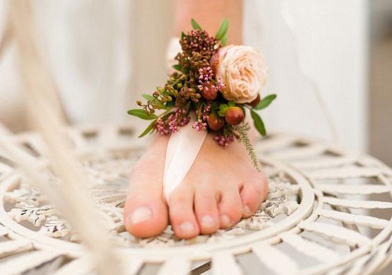 bohemian trouwinspiratie