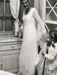 Pronovias bohemian lange trouwjurk