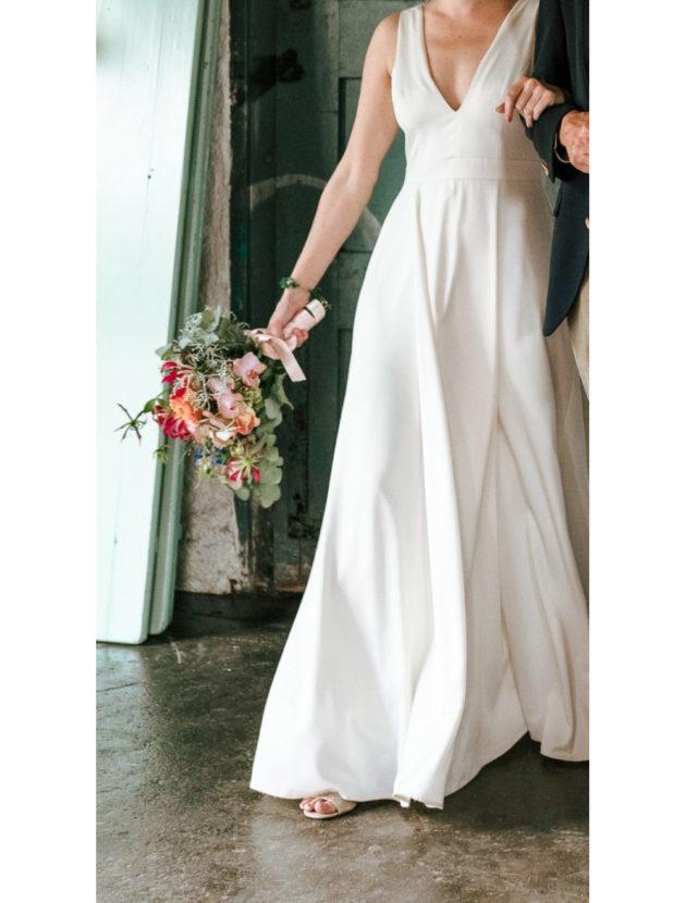 Flatterende en comfortabele Charlie Brear Harwood jurk