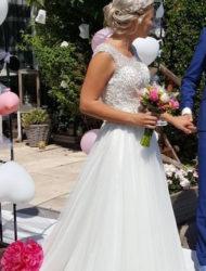 Schitterende Diane Legrand jurk