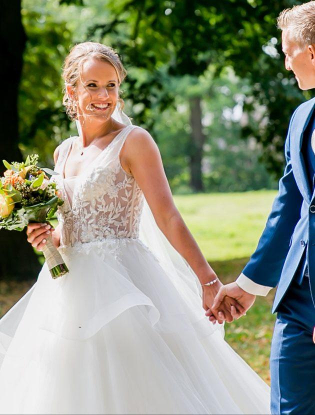 Nicole Spose 2019 prinses trouwjurk
