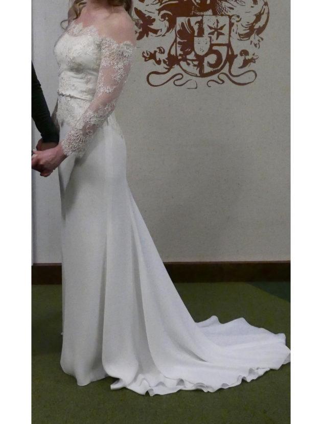 Schitterende Rosa Clara jurk!