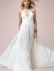 Prachtige Bohemian Rue de Seine trouwjurk model Mackenzie