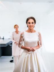 Pronovias Barcaza trouwjurk maat 36