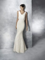 Prachtige jurk Jesca van het merk White one