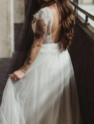 Unieke Sincerity trouwjurk!