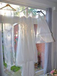 Diana sposa, maat 44, ivoor.
