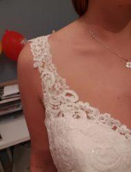 Prachtige (nieuwe) trouwjurk Ladybird A-lijn
