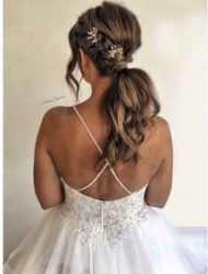 Prachtige jurk, collectie 2019 Nicole Spose