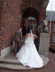 Hele mooie trouwjurk