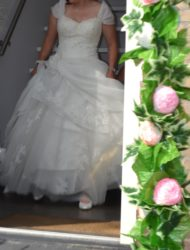 Nicole spose trouwjurk