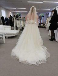 Mooie nieuwe trouwjurk