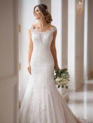 Prachtige, luxe, Stella York 6569 trouwjurk