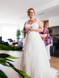 Prachtige trouwjurk van het merk Ladybird