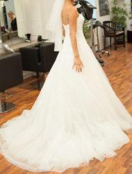 Pronovias gelijkwaardig trouwjurk / bruidsjapon ivory, maat 12