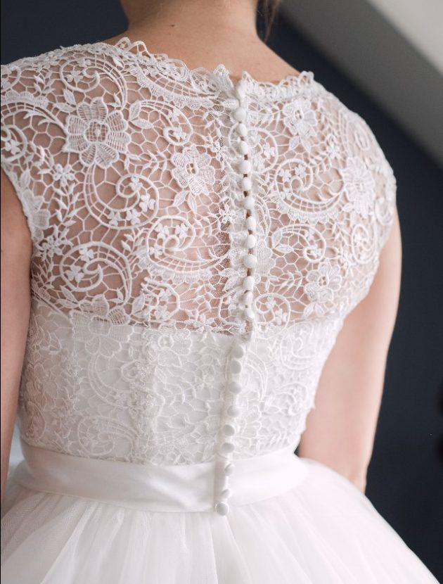 Ball Gown trouwjurk
