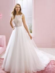 Nieuwe Gloria White one trouwjurk (nog niet vermaakt)