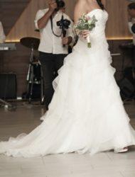 Prachtige trouwjurk van Tres Chic Hengelvelde