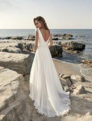 Hervé Paris Targon jurk maat 40