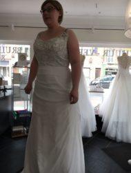 Trouwjurk Allure Bridals Nieuw