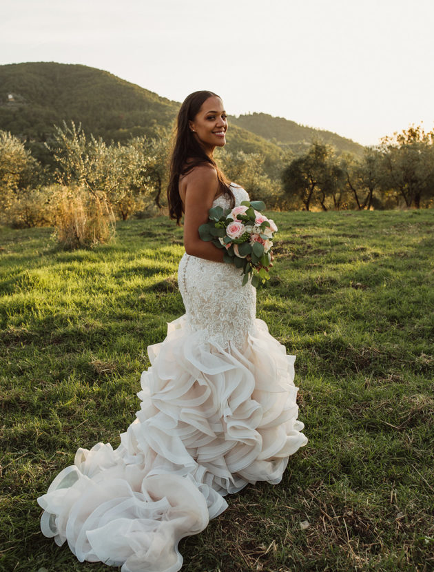 Mori Lee – Madeline Gardner bruidsjurk