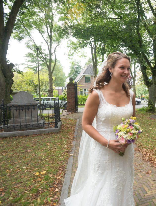 Lilian West 6435 trouwjurk ivoor Boho