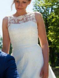Wie wil er een mooie dag beleven en deze prachtige jurk?