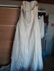 Trouwjurk ball gown Amélie