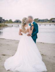 Sincerity trouwjurk met prachtige bovenkant