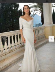 Justin Alexander – klassieke jurk