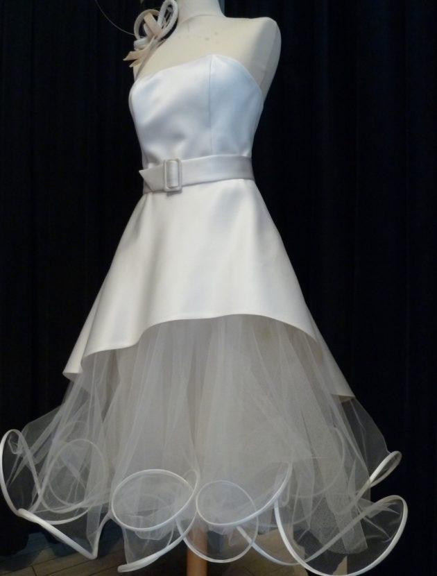 Design bruidsjapon maat 38
