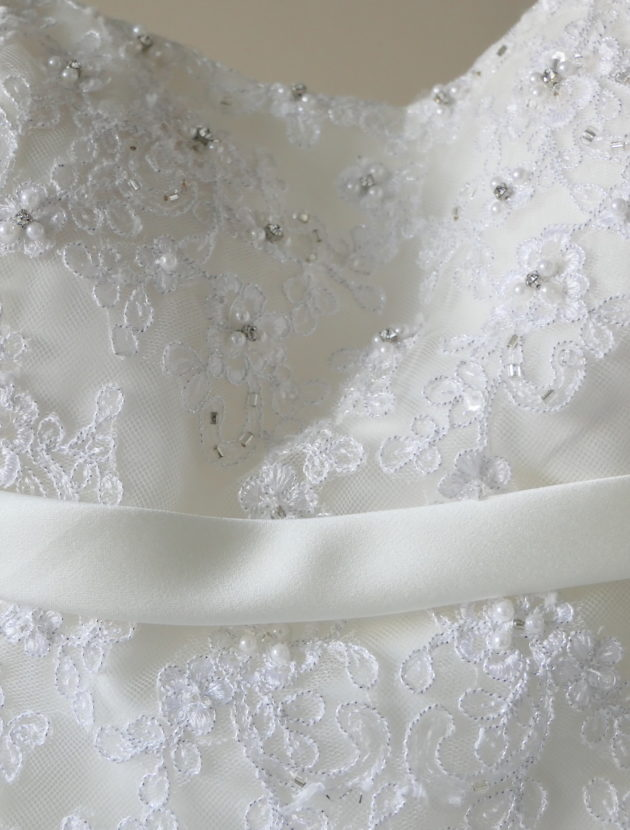 Strapless jurk Ladybird typenummer LB 71403