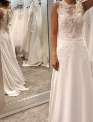 Nieuwe Pronovias bruidsjurk (nieuw!)
