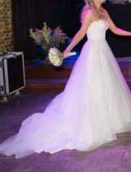 Prinsessenjurk trouwjurk van Sweetheart