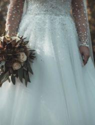 Sprankelende jurk van MoriLee