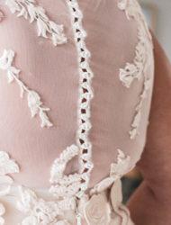 Prachtige uitzonderlijke trouwjurk
