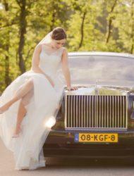 Ladybird klassieke kanten trouwjurk